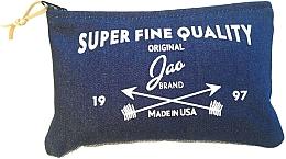 Perfumería y cosmética Neceser cosmético vacío, 28x18cm - Jao Brand Dopp Kit Bag