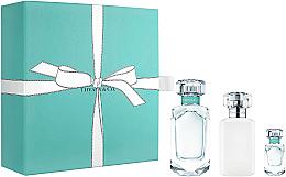 Perfumería y cosmética Tiffany Tiffany & Co - Set (eau de parfum/75ml + eau de parfum/5ml + loción corporal/100ml)