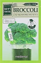 Perfumería y cosmética Mascarilla facial con extracto de brócoli - Mediental Botanic Garden Mask