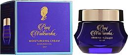 Perfumería y cosmética Crema de día hidratante con aceitte de aguacate - Pani Walewska Classic Moisturising Day Cream