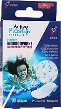 Perfumería y cosmética Tiritas hipoalergénicas resistentes al agua - Ntrade Active Plast First Aid Waterproof Patches