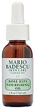 Perfumería y cosmética Aceite facial nutritivo con extracto de rosa mosqueta - Mario Badescu Rose Hips Nourishing Oil