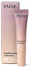 Perfumería y cosmética Corrector facial iluminador - Paese Brightening Concealer