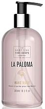 Perfumería y cosmética Jabón de manos líquido - Scottish Fine Soaps La Paloma Hand Wash