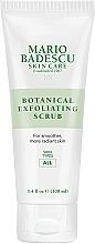 Perfumería y cosmética Exfoliante facial con aloe, extracto de jengibre y té verde - Mario Badescu Botanical Exfoliating Scrub