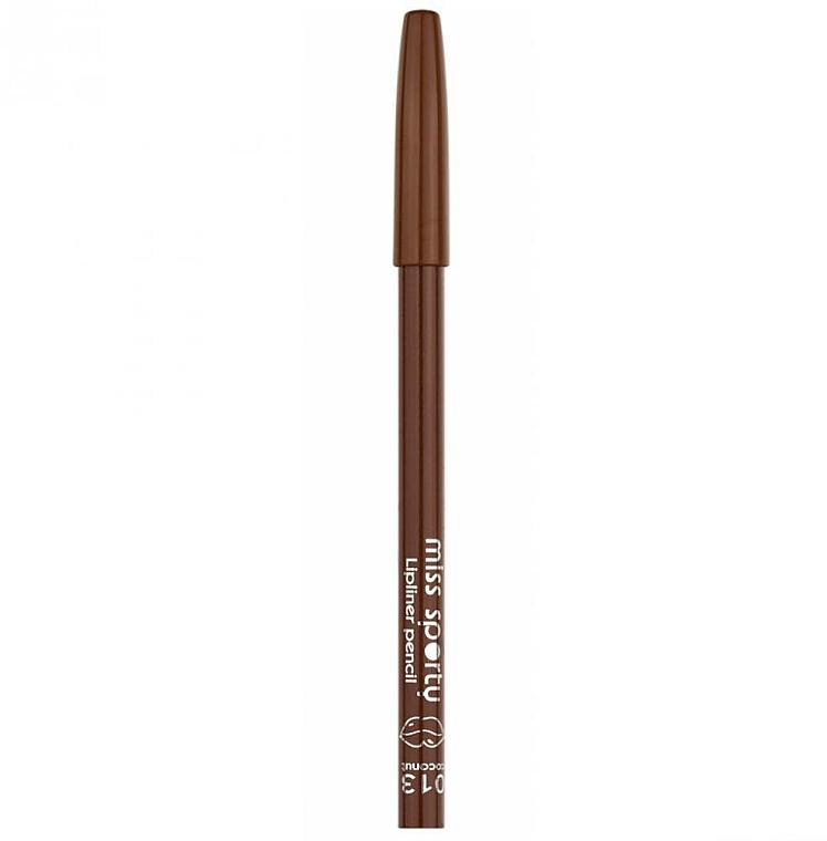 Lápiz labial - Miss Sporty Lipliner Pencil