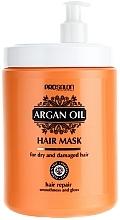 Perfumería y cosmética Mascarilla capilar reparadora con aceite de argán - Prosalon Argan Oil Hair Mask