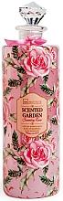 Perfumería y cosmética Mousse de baño con aroma a rosas - IDC Institute Scented Garden Luxury Bubble Bath Country Rose
