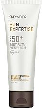 Perfumería y cosmética Crema facial de protección solar con color - Skeyndor Sun Expertise Tinted Protective Cream SPF50