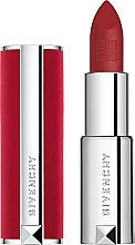 Perfumería y cosmética Barra de labios con textura en polvo y alta pigmentación - Givenchy Le Rouge Deep Velvet Lipstick