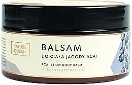 Perfumería y cosmética Bálsamo corporal con bayas de acai - Nature Queen Body Balm