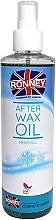 Perfumería y cosmética Aceite corporal de mentol post depilatorio - Ronney After Wax Oil