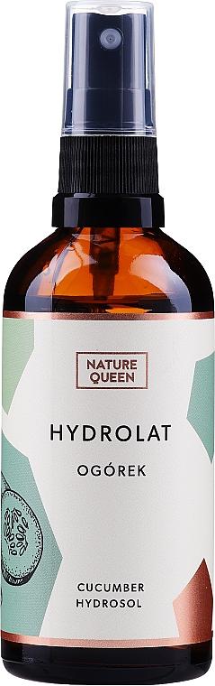 Hidrolato de pepino antipigmentación - Nature Queen Cucumber Hydrolat