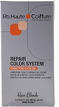 Tratamiento corrector total o parcial del color del cabello - H.Zone Rapair Color System — imagen N2