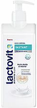 Perfumería y cosmética Leche corporal para nutrición desde el interior - Lactovit Instant Body Milk