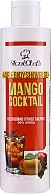 Perfumería y cosmética Gel de ducha para cuerpo y cabello 100% natural con manteca de mango - Stani Chef's Mango Cocktail Hair and Body Shower Gel