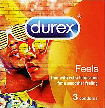 Perfumería y cosmética Preservativos , 3uds. - Durex Feels