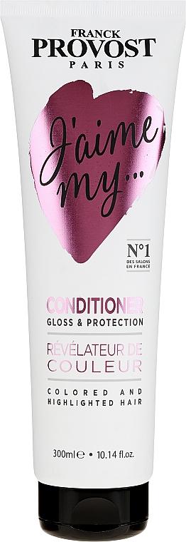 Acondicionador protector de color con extracto de colágeno y bayas de goji - Franck Provost Paris Jaime My Hair Conditioner — imagen N1