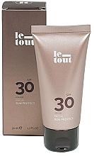 Perfumería y cosmética Protector solar para rostro SPF 30 - Le Tout Facial Sun protect