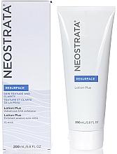Perfumería y cosmética Loción exfoliante para rostro y cuerpo con ácido glicólico - Neostrata Resurface Lotion Plus