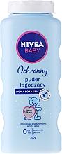 Perfumería y cosmética Talco con aceite de jojoba y pantenol - Nivea Baby Powder