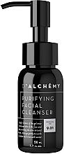 Perfumería y cosmética Gel de limpieza facial con aceite de pomelo y jugo de manzana - D'Alchemy Purifying Facial Cleanser