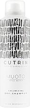 Perfumería y cosmética Champú seco voluminizador - Cutrin Muoto Volumizing Dry Shampoo