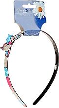 Perfumería y cosmética Diadema con decoración mariposa, multicolor - Top Choice