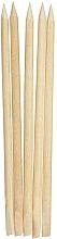 Perfumería y cosmética Palitos empujacutículas de madera, 5uds. - Sefiros Cuticle Sticks