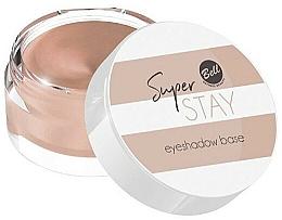 Perfumería y cosmética Base para sombra de ojos - Bell Super Stay Eyeshadow Base