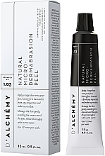 Perfumería y cosmética Exfoliante-microdermoabrasión natural con oryza sativa & caolín - D'Alchemy Natural Micro Dermabrasion Peel