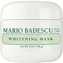 Perfumería y cosmética Mascarilla facial iluminadora con extracto de uva - Mario Badescu Whitening Face Mask