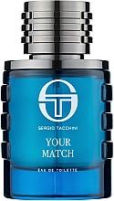 Perfumería y cosmética Sergio Tacchini Your Match - Eau de toilette