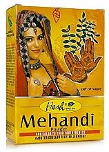 Perfumería y cosmética Polvo de henna natural - Hesh Mehandi Powder