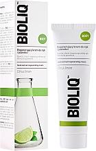 Perfumería y cosmética Crema de manos y uñas regeneradora con extracto de limón - Bioliq Body Hand And Nail Regenerating Cream