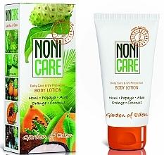 Perfumería y cosmética Loción corporal con filtro UV, extracto de noni, papaya y aloe - Nonicare Garden Of Eden Body Lotion