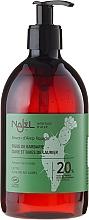 Perfumería y cosmética Jabón líquido de Alepo orgánico con aceite de cactus - Najel Aleppo 20% Liquid Soap