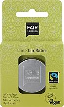 Perfumería y cosmética Bálsamo labial de manteca de karité con lima - Fair Squared Lip Balm Lime