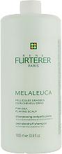Champú anticaspa para cuero cabelludo graso con aceite de árbol de té - Rene Furterer Melaleuca Anti-Dandruff Shampoo Oily Scalp  — imagen N2