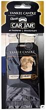 Perfumería y cosmética Ambientador de coche - Yankee Candle Single Car Jar Midsummers Night