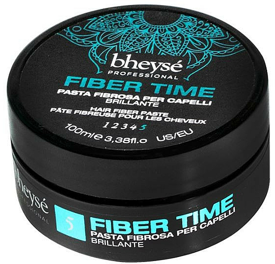 Pasta moldeadora de cabello, fijación extra fuerte - Renee Blanche Bheyse Fiber Time — imagen N1