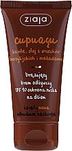 Perfumería y cosmética Crema de día nutritiva bronceadora - Ziaja Cupuacu Bronzing Nourishing Day Cream Spf 10