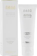 Perfumería y cosmética Pasta dental blanqueadora intensiva con hidroxiapatita - WhiteWash Laboratories Nano Intensive Whitening Toothpaste