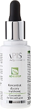 Perfumería y cosmética Concentrado facial con extracto de té verde para pieles con tendencia acneíca - APIS Professional Concentrate For Acne Skin