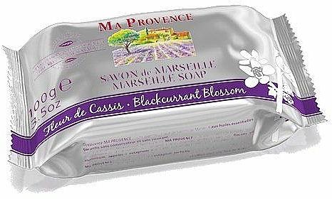Jabón de Marsella con aroma a grosella negra - Ma Provence Marseille Soap
