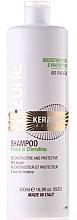 Perfumería y cosmética Champú reparador a base de queratina - H.Zone Keratine Active Szampon