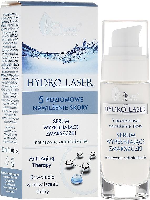 Sérum facial antiedad con aceite de argán - Ava Laboratorium Hydro Laser Serum