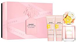 Perfumería y cosmética Marc Jacobs Daisy Eau So Fresh - Set (eau de toilette/75ml + loción corporal/75ml + gel de ducha/75ml)