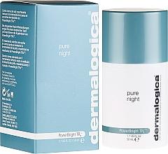 Perfumería y cosmética Tratamiento iluminador de noche con niacinamidas y aceite de cananga - Dermalogica PowerBright TRx Pure Night