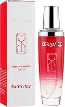 Perfumería y cosmética Tónico facial reafirmante con ceramidas - FarmStay Ceramide Firming Facial Toner